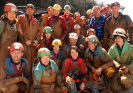 Rescue practice organised by the MCR at Goughs Cave in 2010_5