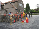 Rescue practice organised by the BEC at Hunters Lodge Inn Sink in July 2014_1