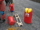 Rescue practice organised by the BEC at Hunters Lodge Inn Sink in July 2014_2